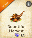 Bountiful Harvest