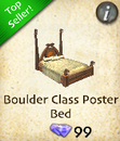 Boulder Class Poster Bed