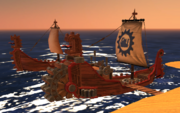 Cogs boat
