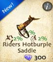 Riders Hotburple Saddle