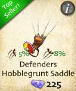 Defenders Hobblegrunt Saddle