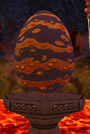 Dsong bef egg