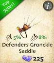 Defenders Gronckle Saddle