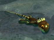 Bby nadder swim