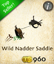 Wild Nadder Saddle