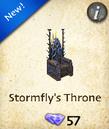 Stormfly's Throne