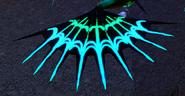 Biolumi scauld tail fin