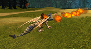 Fwhipper fire