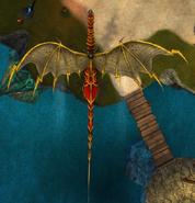 Trazorw wingspan