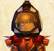 Dive helm 1