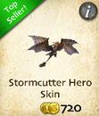 Stormcutter Hero Skin