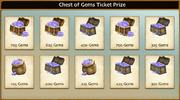 Gems Chest