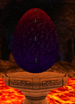 Stryke bef egg