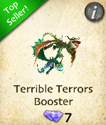 Terrible Terrors Booster