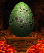 Prickle bef egg
