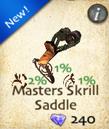 Masters Skrill Saddle