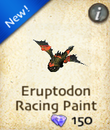 Eruptodon Racing Paint
