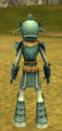SW Female Armor Gen 3