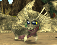 Bby tglider stand