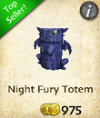 Night Fury Totem