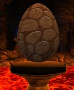 Woollyh bef egg