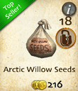 Arctic Willow Seeds