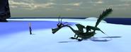 Hunter in the blizzard (7)
