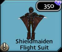 Shieldmaiden flight suit