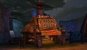 Store hut berk