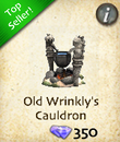 Old Wrinkly's Cauldron