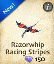 Razor rstripes