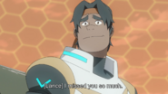 Hunk look Lance's family