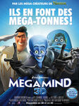 21 Megamind 2010 French Poster