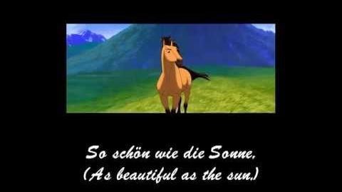 Spirit - This Is Where I Belong (German) Subs & Trans