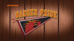 Badger Pride title