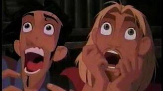 The Road To El Dorado Movie TV Spot 2 (2000)