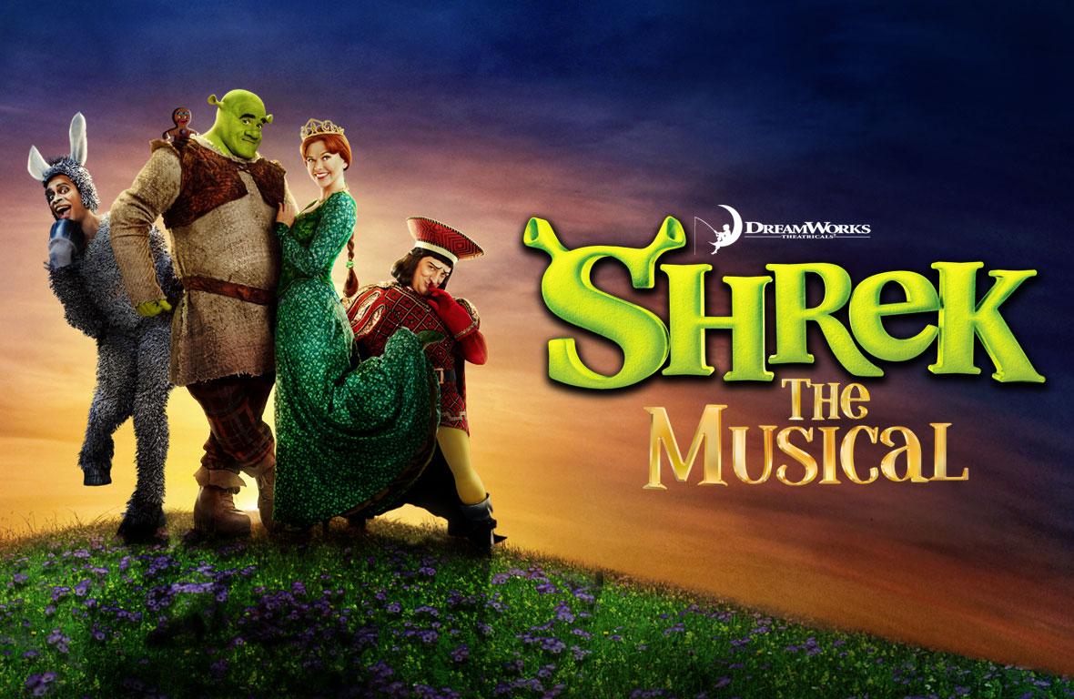 Shrek The Musical Dreamworks Animation Wiki Fandom Powered By Wikia