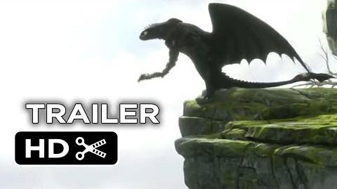 Cannes Film Festival (2014) - How To Train Your Dragon 2 CLIP - DreamWorks Animation Sequel HD