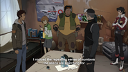 Team Voltron on Keith's Home