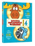 Rocky and Bullwinkle And Friends Season 4 DVD