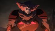 Zethrid became vengeful