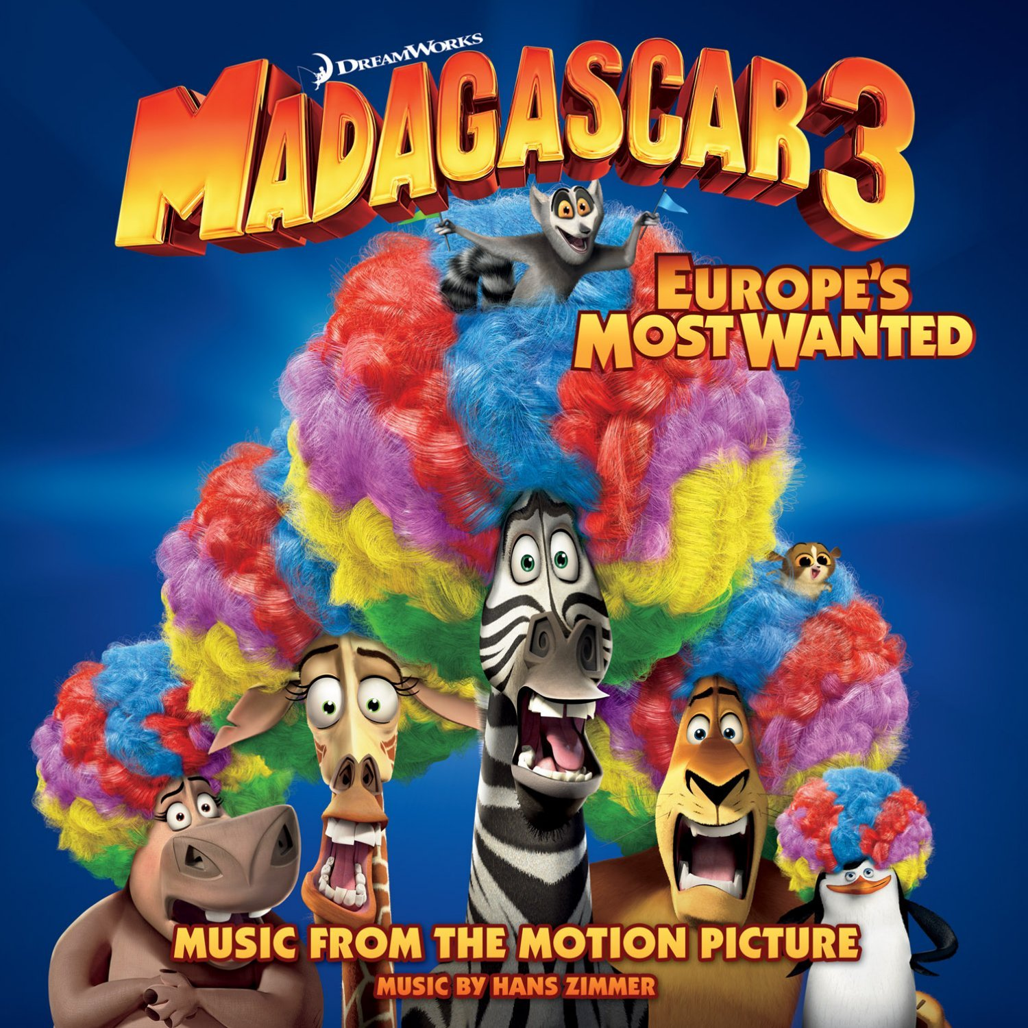 i like to move it move it madagascar 3