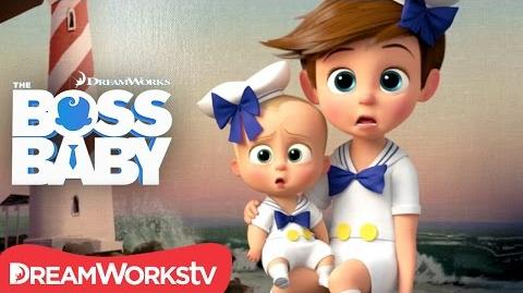 """Awkward Photo Shoot"" Clip THE BOSS BABY"