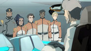 Commanders and Cadets of Galaxy Garrison