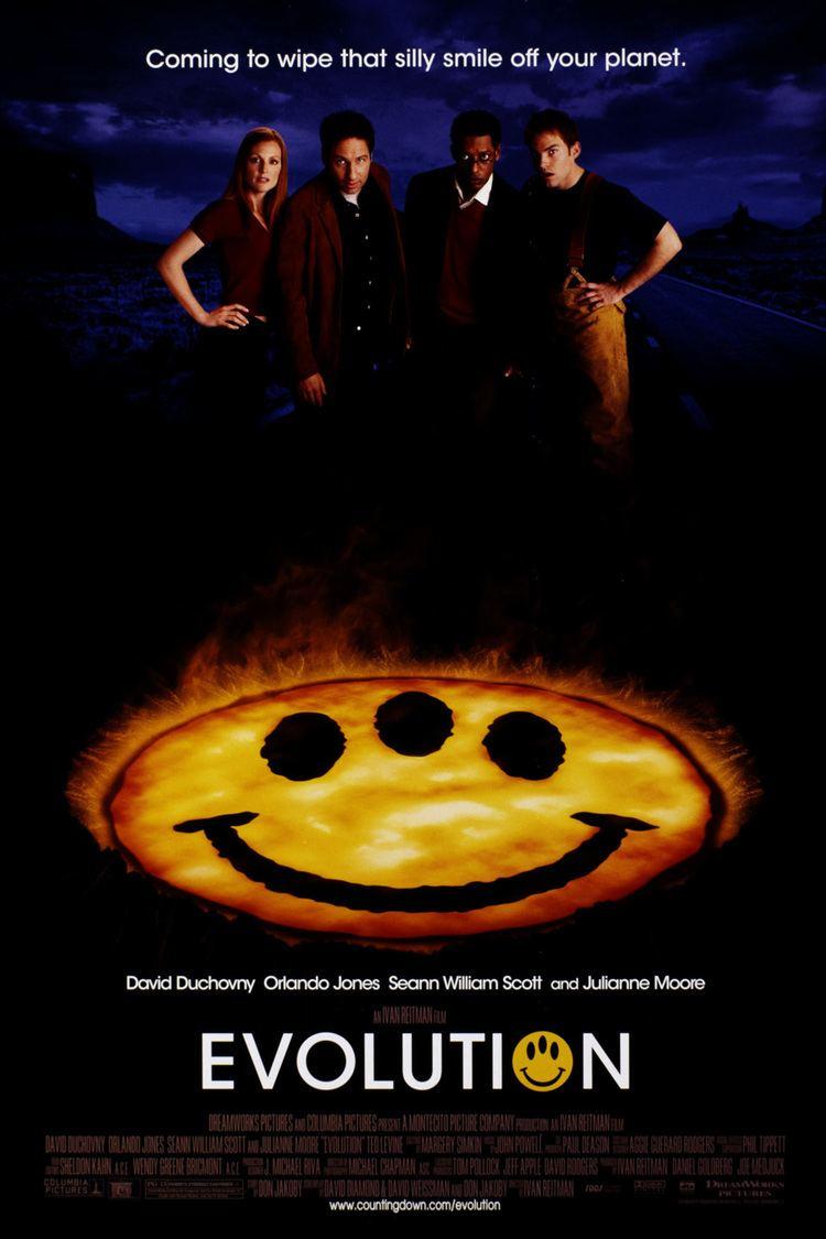 Evolution (2001) - Soundtrack.Net