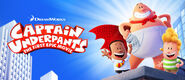 Captain Underpants - The First Epic Movie - Baner