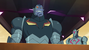 Galra Commander with Robot Soldier