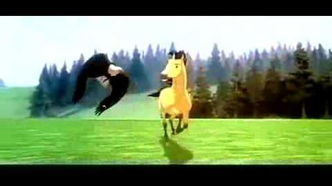 Spirit - der wilde Mustang Trailer (German Deutsch)