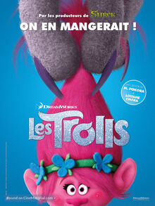 33 Trolls French Poster