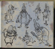 Chef Sketches